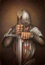 soldado del temple