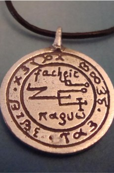 talismán Paracelso astrológico Virgo