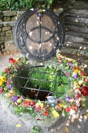colgante chalice well Avalon