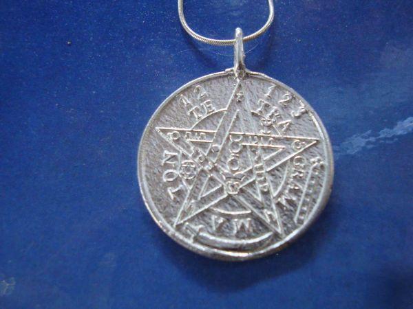 tetragrammaton de plata