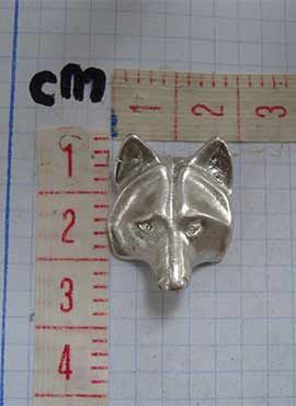 colgante coyote medidas