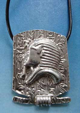 colgante máscara Tutankamon faraón de Egipto