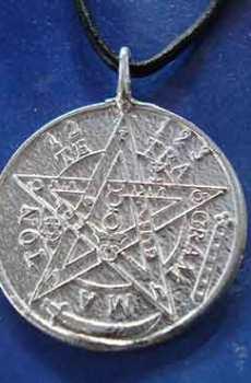 tetragrammaton medalla de plata