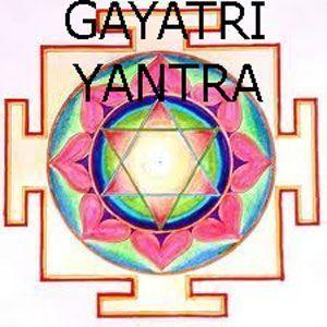 yantra significado Gayatri yantra