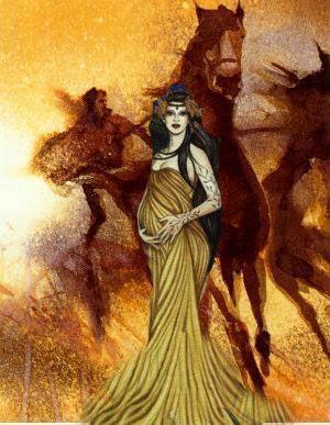 Macha diosa celta