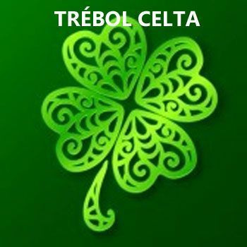 símbolos celtas: el trébol celta