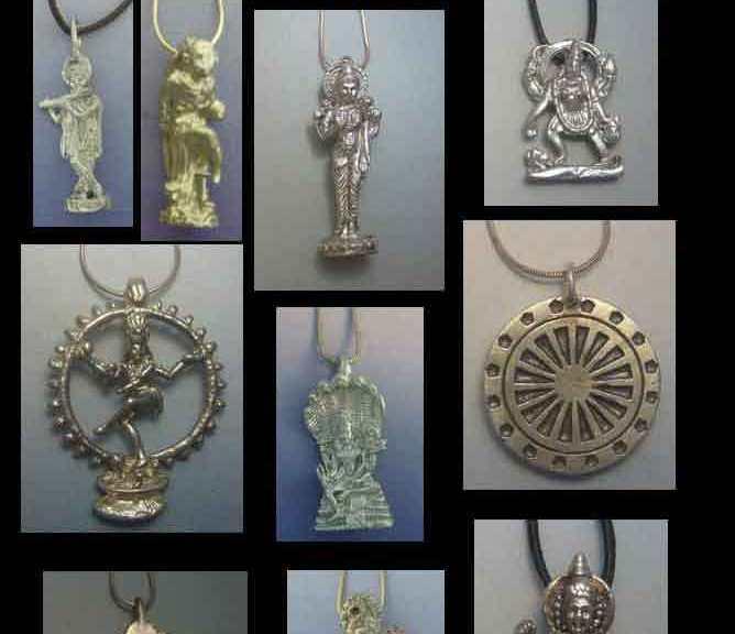 amuletos de la india