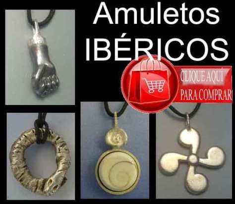 amuletos ibéricos prerromanos