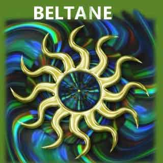 Fiestas celtas de Beltane