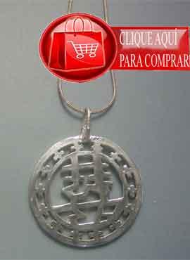 colgnate amuleto chino de felicidad doble xing fu amuleto chino