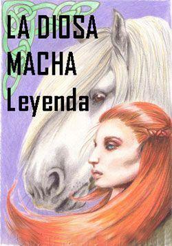 Leyendas celtas de la diosa Macha irlandesa