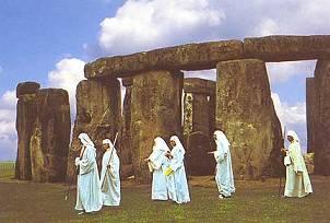 magia celta druidas sacerdotes wiccanos