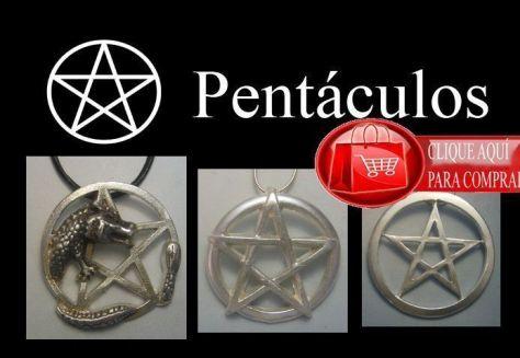pentáculos de plata