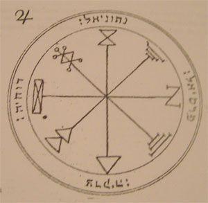 talismanes de Júpiter