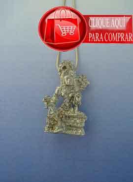 Tara colgante de la diosa hindú plata de ley