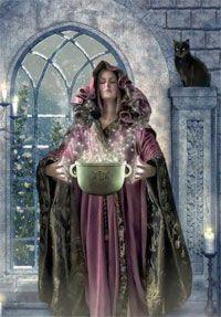 magia celta wiccana actual hasta nuestros días