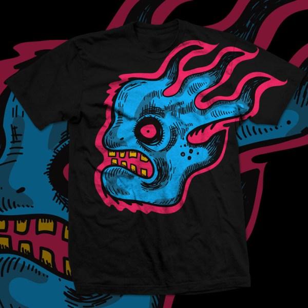 Tweekd - T-shirt Design