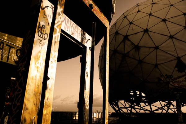Teufelsberg Berlin - Urbex Photography of Abandoned Spy Station Berlin