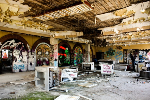 Archie - Berlin Graffiti - Abandoned Schoeneweide