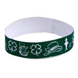 St. Patricks Day wristbands