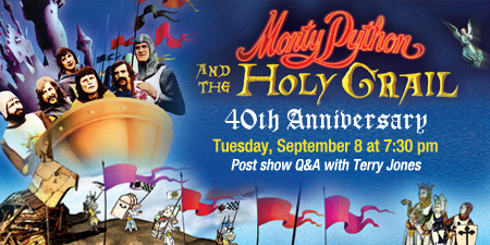Monty Python & The Holy Grail at The Fox