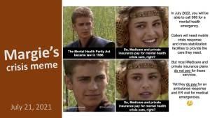 Margie's Crisis Meme