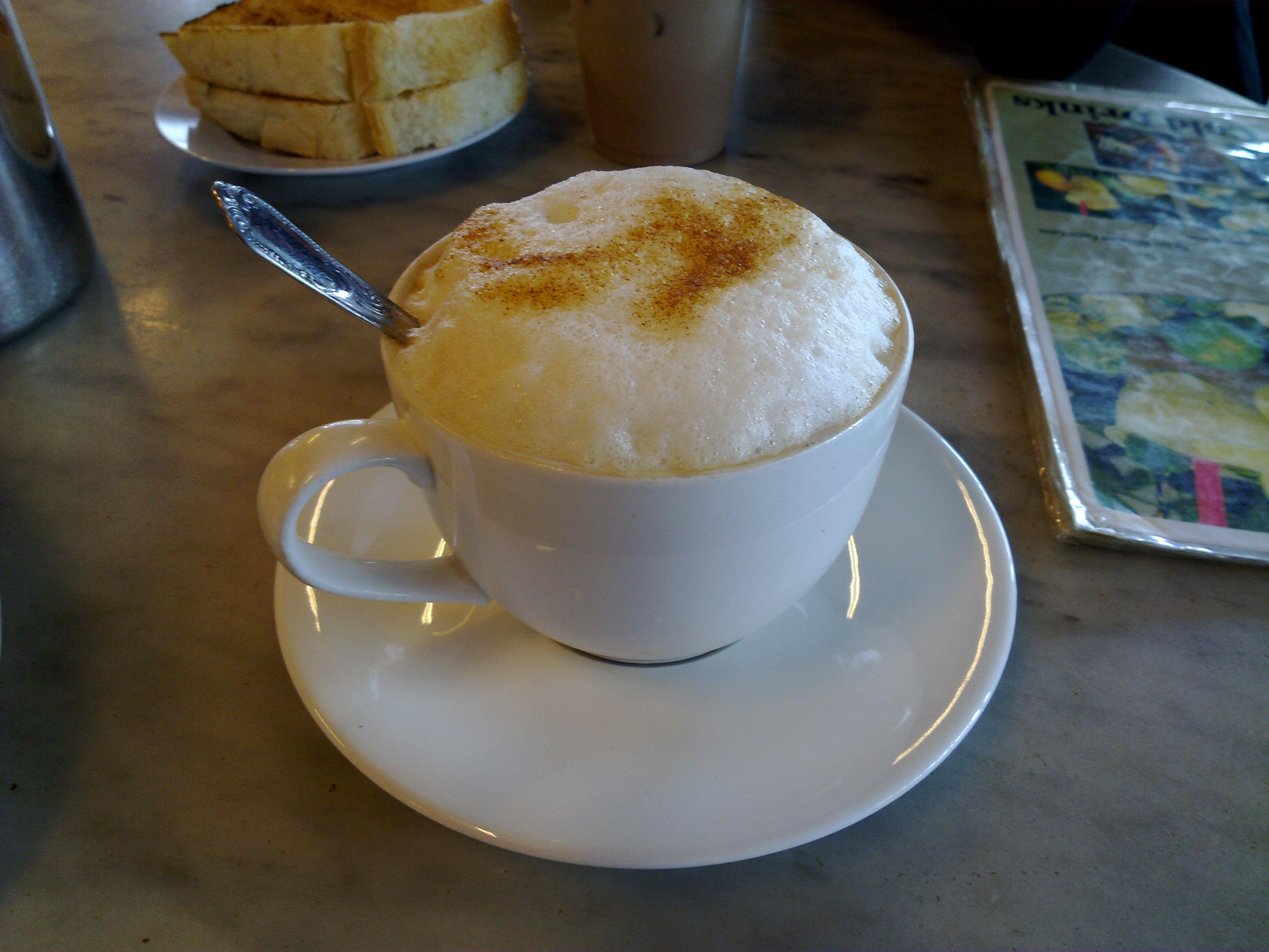 the Coffee..