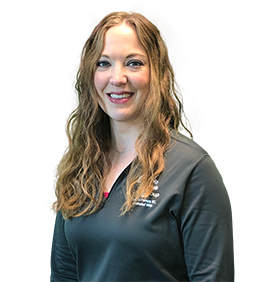Lindsay Bilson, physical therapist