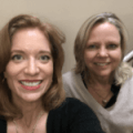 Andrea Wojnicki & Nancy Peterson
