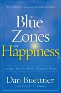 Blue Zones book