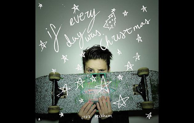 Cruz Beckham 'If Everyday Was Christmas' 2016
