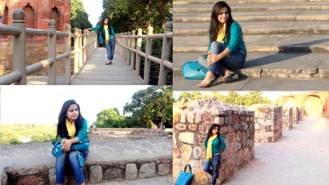 Old fort/ Purana