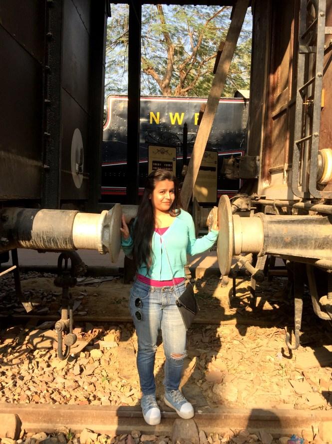 rail museum chanakyapuri
