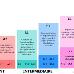 Test de niveau en français