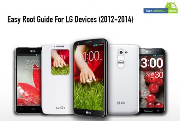 Easy Root Guide For LG Devices (2012-2014)
