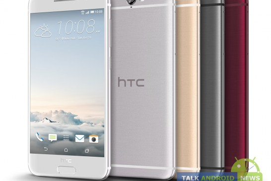 HTC releases the A9