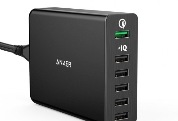 Anker PowerPort+ 6 Review