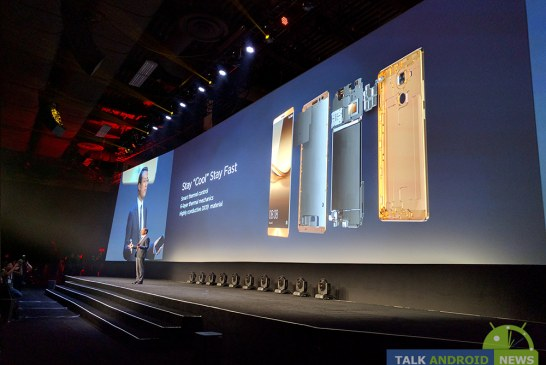 Huawei Announces Mate 8 at CES