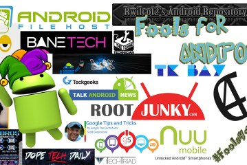 26 Prizes Up for Grabs in Our Fools for Android Giveaway