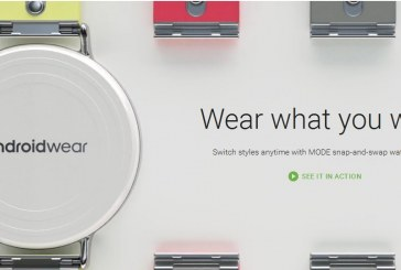Google's MODE Will Have You Swapping Watch Bands in a Snap