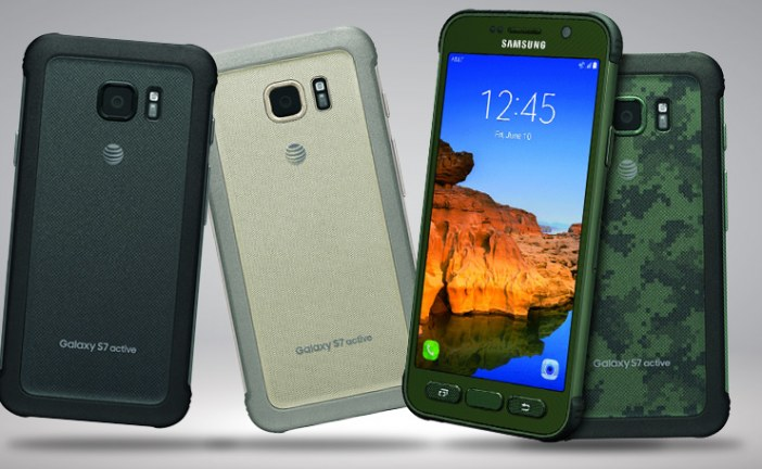 Samsung Galaxy S7 Active Available Exclusively at AT&T Starting June 10
