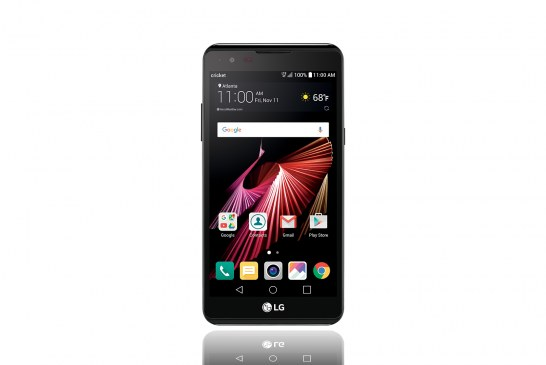 The LG X power™ Smartphone Debuts at Cricket Wireless