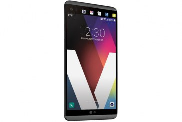 LG V20 Smartphone with Latest Android OS Available for Pre-Order at AT&T Oct. 7