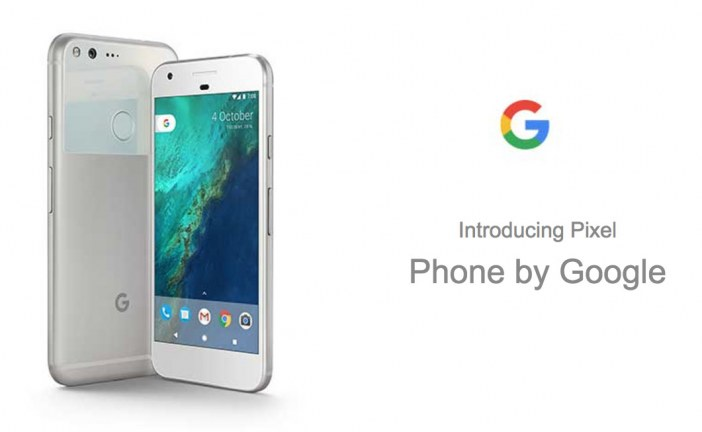 Watch the Google Pixel event right here!