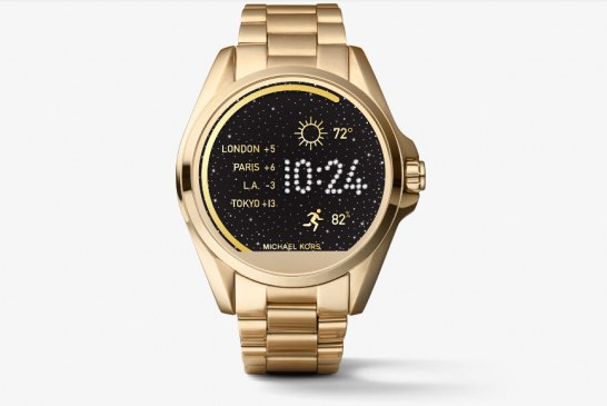 Huawei Watch Removed from Google Store replaced by Michael Kors Access Bradshaw Smartwatch