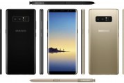 Samsung Galaxy Note 8 Latest specs Leak via Evan Blass