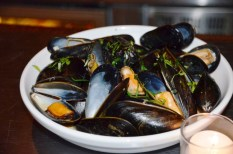 Cozze Prince Edward Island mussels