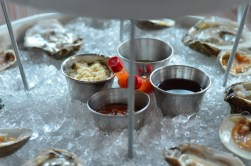 Washington Prime Seafood Tower Sauces