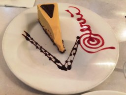 Cheesecake at Cvi.Che 105