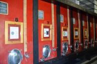Fermentation tanks at Quinta do Tedo